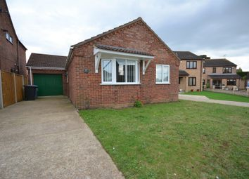 Thumbnail 3 bed detached bungalow to rent in Chislehurst Road, Carlton Colville, Lowestoft