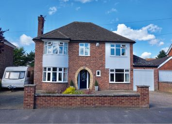 Thumbnail 4 bed detached house for sale in Swallowbeck Avenue, Lincoln
