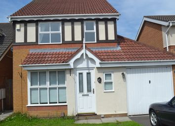 Thumbnail 3 bed detached house to rent in Wheatsheaf Avenue, Newark