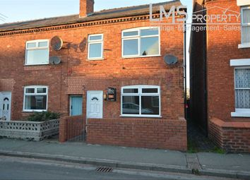 Thumbnail 3 bed terraced house to rent in Station Road, Winsford