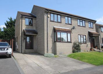 Thumbnail 4 bed semi-detached house for sale in Manor Court, Easton, Wells