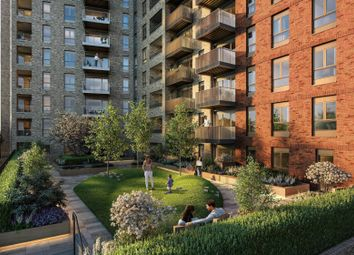 Thumbnail 1 bedroom flat for sale in Clarendon, Harringay, London