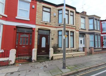 Thumbnail 3 bed terraced house for sale in Church Road, Stanley, Liverpool