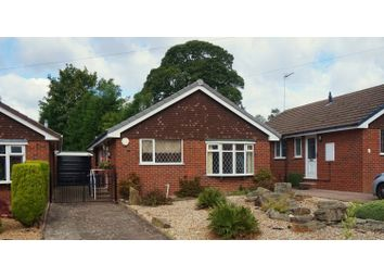 Thumbnail 2 bed detached bungalow for sale in Welland Grove, Newcastle
