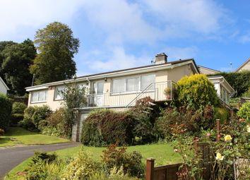 Thumbnail 4 bed detached bungalow for sale in Crescent Gardens, Ivybridge