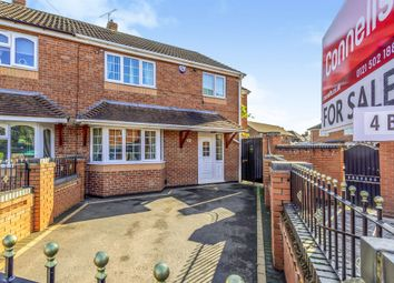 Thumbnail Semi-detached house for sale in William Green Road, Wednesbury