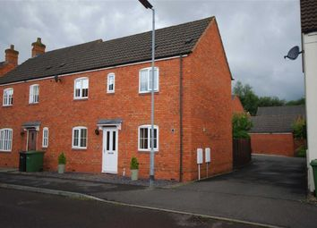 Thumbnail 3 bed semi-detached house for sale in Prince Rupert Road, Ledbury, Herefordshire