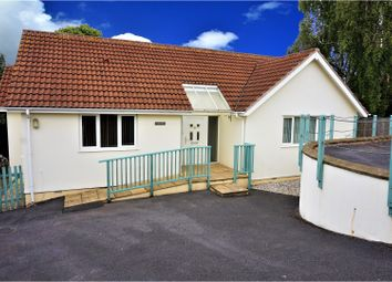Thumbnail 2 bed detached bungalow for sale in Pinewood Road, Newton Abbot