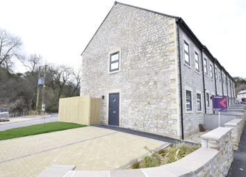 Thumbnail 3 bed end terrace house for sale in Coomb End, Radstock