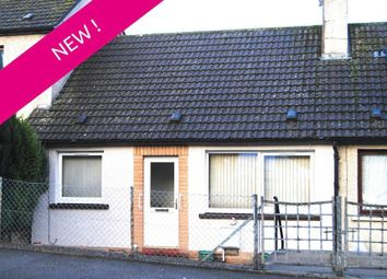 Thumbnail 1 bed bungalow for sale in Cluny Road, Dingwall