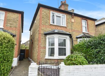 Thumbnail 3 bed semi-detached house to rent in Portland Road, Kingston Upon Thames