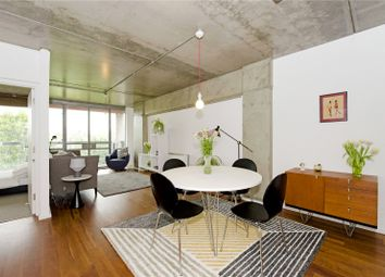 Thumbnail 1 bed flat to rent in Union Wharf, 23 Wenlock Road, London