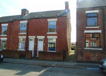 Thumbnail 2 bed semi-detached house to rent in Wilson Street, Alfreton