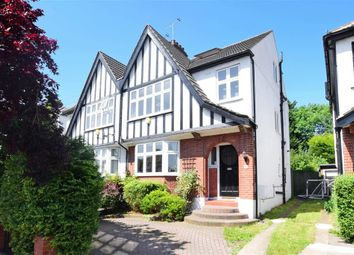 Thumbnail 4 bedroom semi-detached house for sale in St. Barnabas Road, Woodford Green, Essex