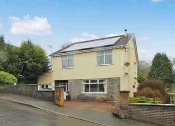 Thumbnail 5 bedroom detached house for sale in Rock Terrace, Ynysybwl, Pontypridd
