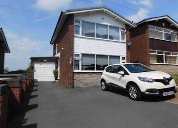Thumbnail 3 bed link-detached house to rent in Hawk Green Road, Marple, Stockport