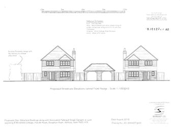 Thumbnail 4 bed detached house for sale in Brickfield Cottage, Kempes Corner, Boughton Aluph, Ashford