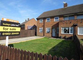 Thumbnail 2 bedroom maisonette for sale in Parish Close, Telford, Telford, Shropshire