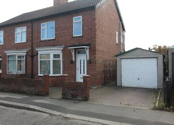 Thumbnail 3 bed semi-detached house for sale in Whinfield Road, Darlington
