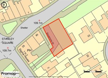 Thumbnail Land for sale in Sycamore Street Off, High Street And Set Street, Stalybridge