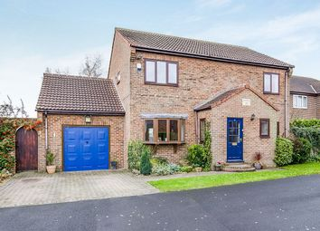Thumbnail 4 bedroom detached house for sale in Woodview Close, Whitley, Goole