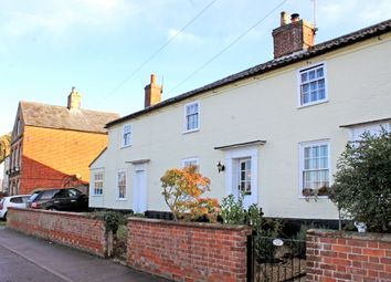 Thumbnail 3 bed end terrace house for sale in High Street, Wrentham, Beccles