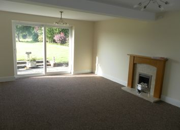 Thumbnail 3 bed bungalow to rent in Waggs Road, Congleton