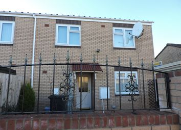 Thumbnail 3 bed end terrace house to rent in Troutpool Close, Hartlepool