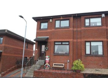 Thumbnail 3 bed semi-detached house for sale in Armour Square, Johnstone, Renfrewshire