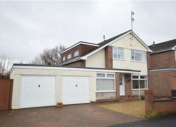 Thumbnail 4 bedroom detached house for sale in Sutherland Avenue, Downend, Bristol
