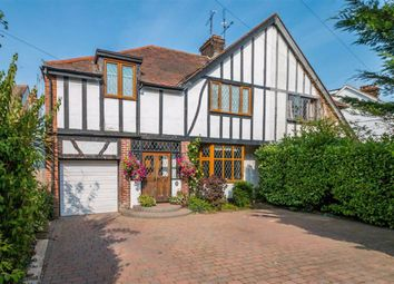 Bridgwater Drive, Westcliff-On-Sea, Essex SS0. 5 bed semi-detached house