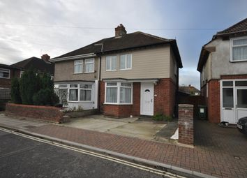 Thumbnail 2 bedroom semi-detached house to rent in Pitreavie Road, Cosham, Portsmouth