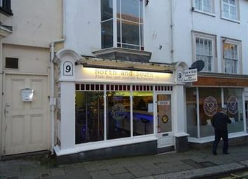 Thumbnail Restaurant/cafe for sale in North & South, Fish Bar & Restaurant, 9 Meneage Street, Helston, Cornwall