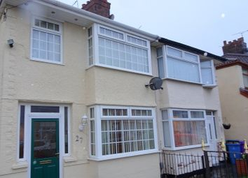 Thumbnail 4 bed semi-detached house for sale in Hildebrand Road, Walton, Liverpool