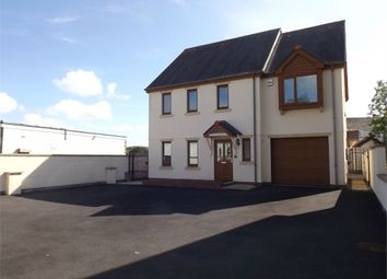 Thumbnail 4 bedroom detached house for sale in Monksford Close, Kidwelly, Carmarthenshire