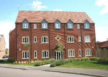 Thumbnail 2 bed flat to rent in Rushes Close, Beeston, Nottingham