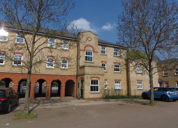 Thumbnail 2 bed flat for sale in Harston Drive, Enfield