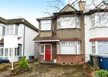 Thumbnail 3 bed semi-detached house to rent in Hale Grove Gardens, London