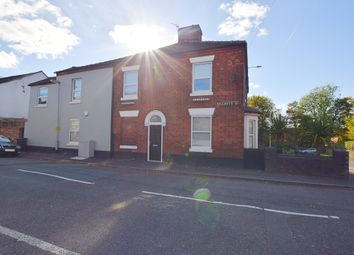 Thumbnail 3 bed end terrace house to rent in Elliott Street, Newcastle-Under-Lyme