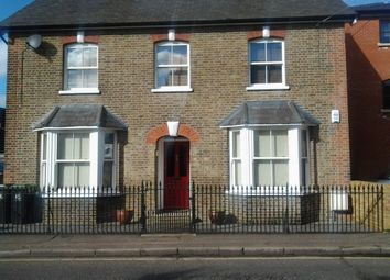 Thumbnail 2 bed flat to rent in Hemnall Street, Epping