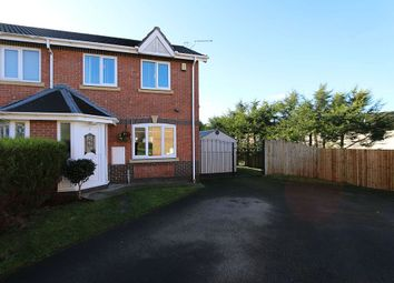 Thumbnail 3 bed semi-detached house for sale in Chelford Close, Prenton, Merseyside