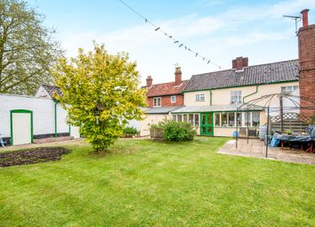 Thumbnail 4 bed property for sale in The Green, Pulham Market, Diss