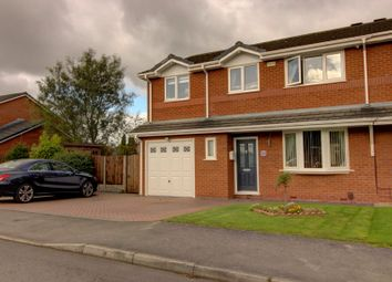 Thumbnail 5 bed semi-detached house for sale in Boscow Road, Little Lever, Bolton