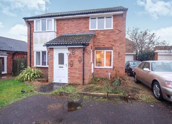 Thumbnail 3 bedroom detached house to rent in Jasmine Close, Thetford, Norfolk