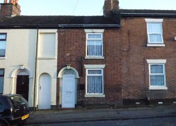 Thumbnail 1 bedroom terraced house for sale in Madison Street, Tunstall, Stoke-On-Trent
