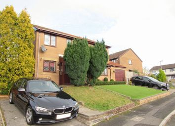Thumbnail 2 bedroom semi-detached house for sale in Oakleafe Drive, Pontprennau, Cardiff