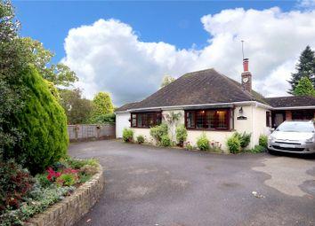 Thumbnail 4 bed detached bungalow for sale in Flaunden Lane, Bovingdon, Hemel Hempstead
