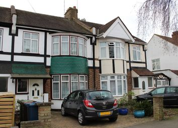 Thumbnail 3 bed terraced house for sale in Grafton Road, Harrow
