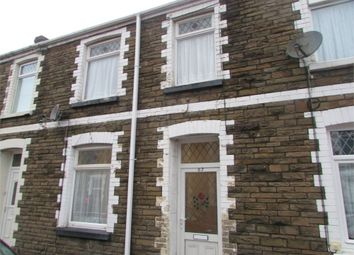 Thumbnail 3 bed terraced house to rent in Pendrill Street, Neath, West Glamorgan