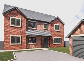 Thumbnail 5 bed detached house for sale in Parkett Hill, Scotby, Carlisle